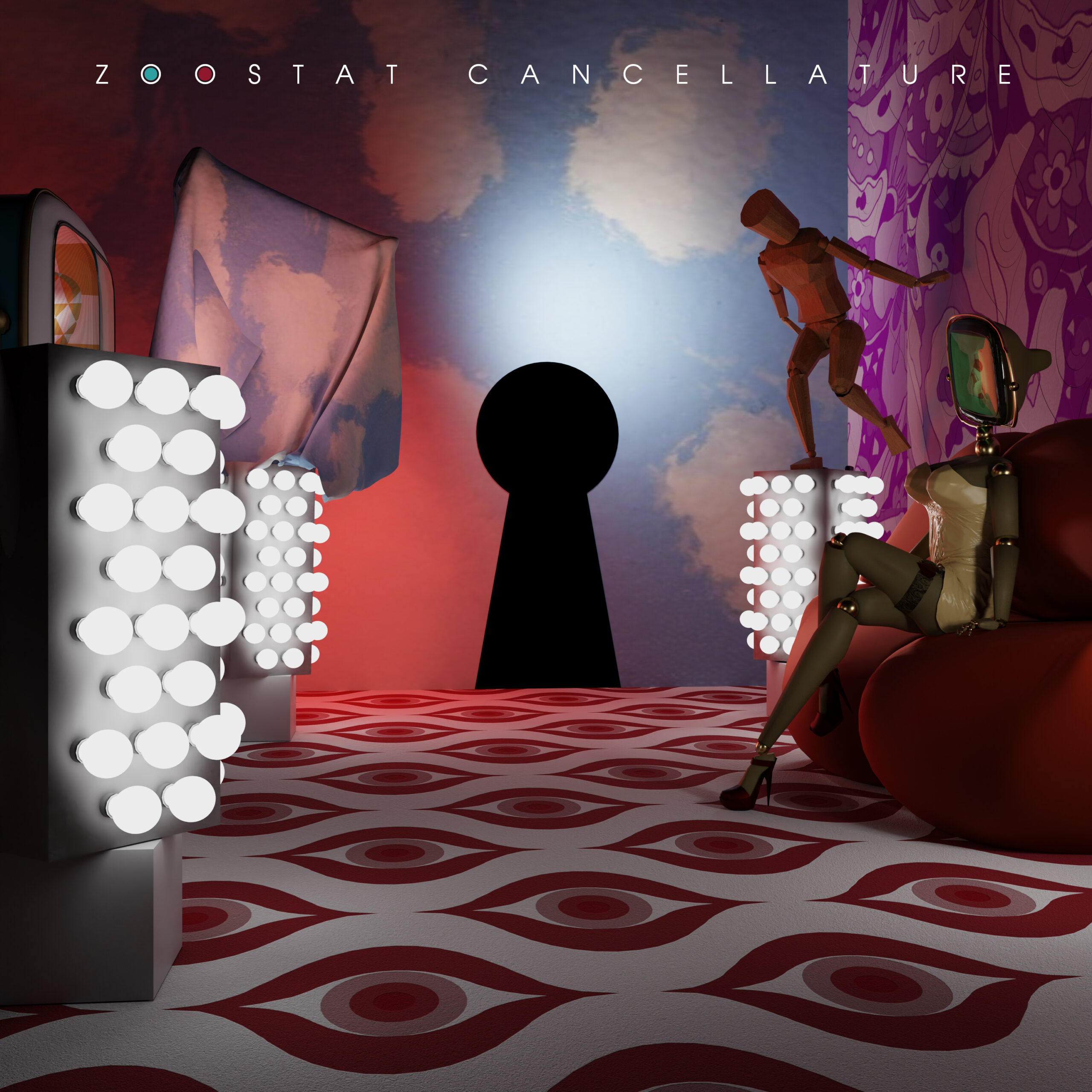 Cancellature EP by Zoostat - artwork